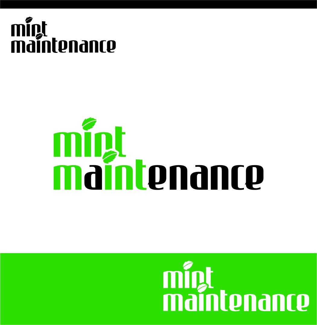 Logo Design by Ngepet_art - Entry No. 1 in the Logo Design Contest Creative Logo Design for Mint Maintenance.