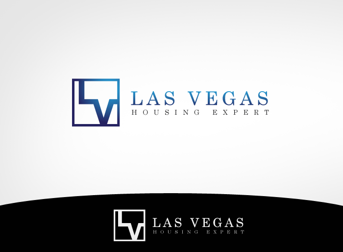 Logo Design by Jan Chua - Entry No. 116 in the Logo Design Contest Las Vegas Housing Experts Logo Design.