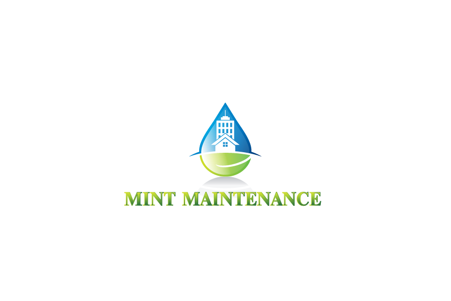 Logo Design by Private User - Entry No. 4 in the Logo Design Contest Creative Logo Design for Mint Maintenance.