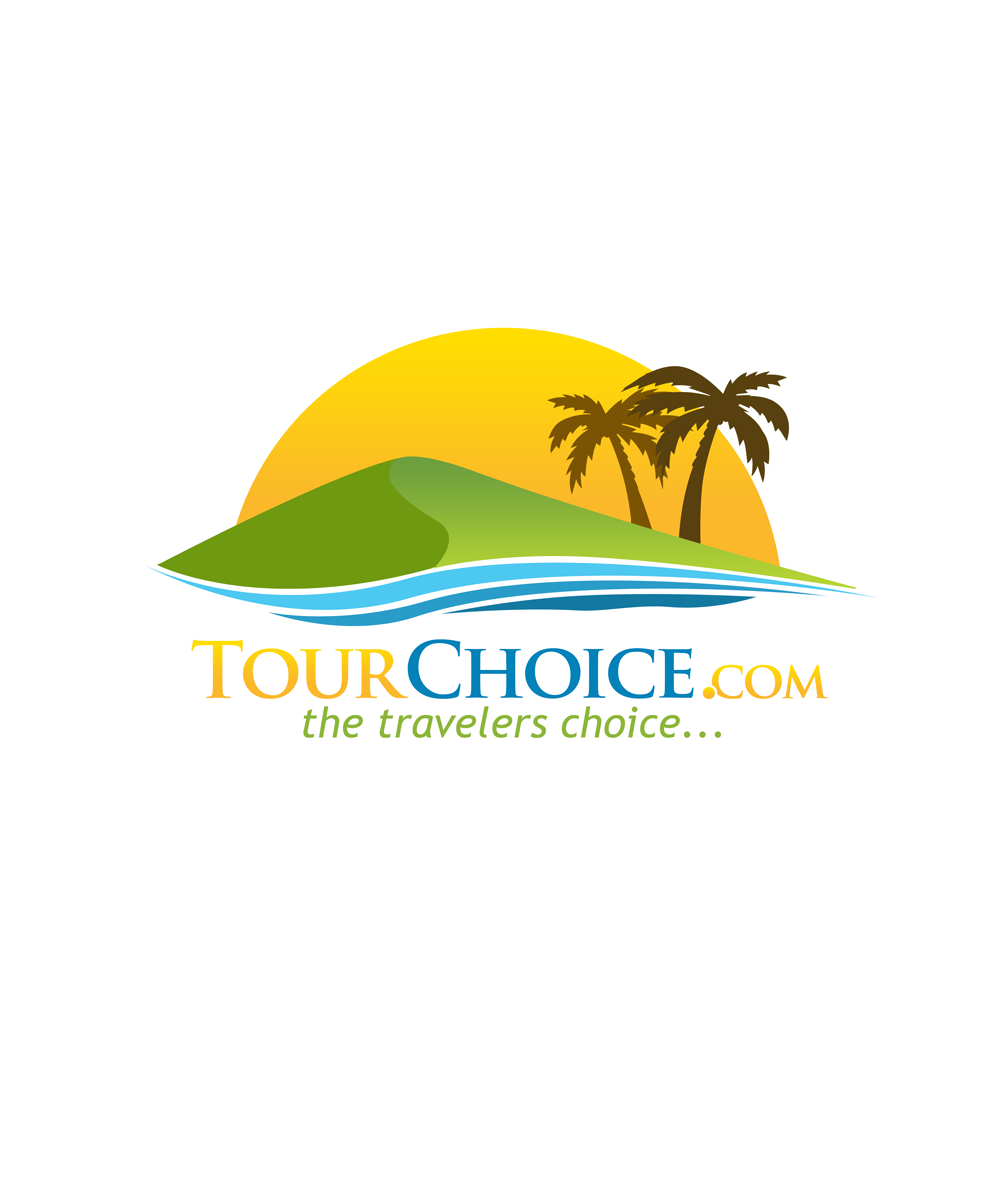 Logo Design by Robert Turla - Entry No. 61 in the Logo Design Contest www.TourChoice.com Logo Design.