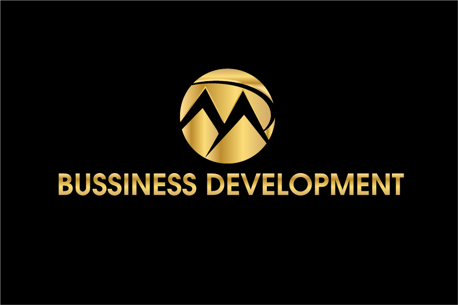 Logo Design by Private User - Entry No. 91 in the Logo Design Contest MP Business Development Inc. Logo Design.