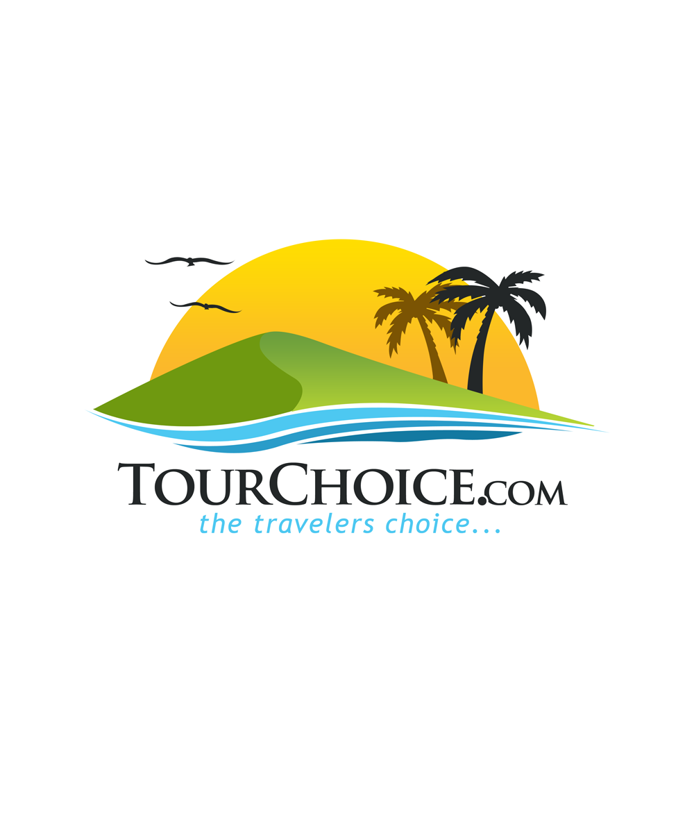 Logo Design by Robert Turla - Entry No. 62 in the Logo Design Contest www.TourChoice.com Logo Design.