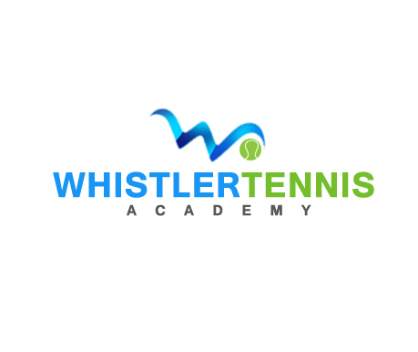 Logo Design by Crystal Desizns - Entry No. 295 in the Logo Design Contest Imaginative Logo Design for Whistler Tennis Academy.