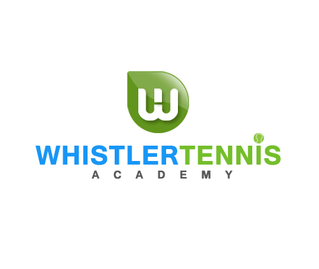 Logo Design by Crystal Desizns - Entry No. 296 in the Logo Design Contest Imaginative Logo Design for Whistler Tennis Academy.