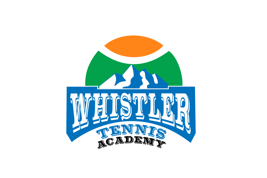 Logo Design by Private User - Entry No. 297 in the Logo Design Contest Imaginative Logo Design for Whistler Tennis Academy.