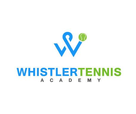 Logo Design by Crystal Desizns - Entry No. 298 in the Logo Design Contest Imaginative Logo Design for Whistler Tennis Academy.