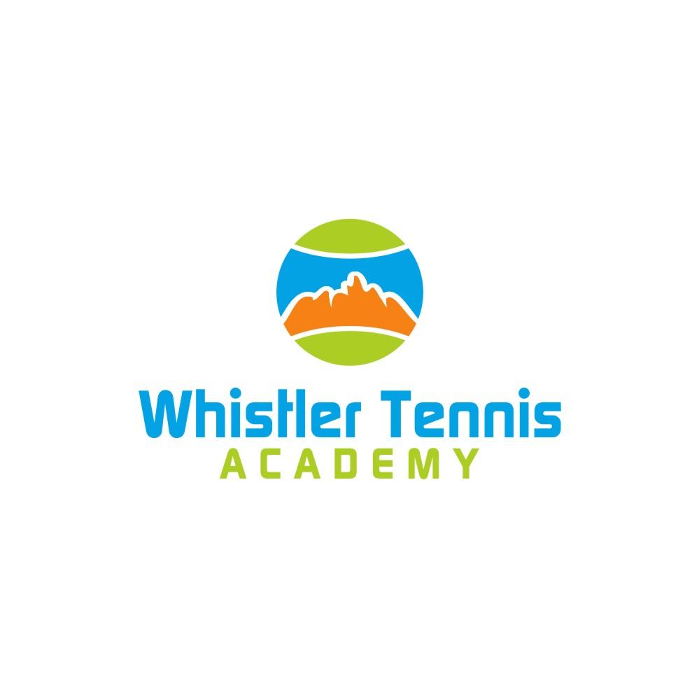 Logo Design by untung - Entry No. 302 in the Logo Design Contest Imaginative Logo Design for Whistler Tennis Academy.
