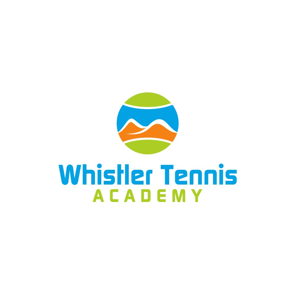 Logo Design by untung - Entry No. 304 in the Logo Design Contest Imaginative Logo Design for Whistler Tennis Academy.