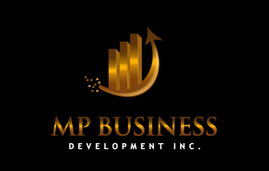 Logo Design by Crystal Desizns - Entry No. 92 in the Logo Design Contest MP Business Development Inc. Logo Design.