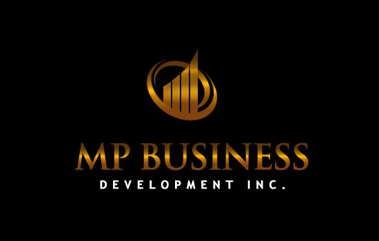Logo Design by Crystal Desizns - Entry No. 96 in the Logo Design Contest MP Business Development Inc. Logo Design.