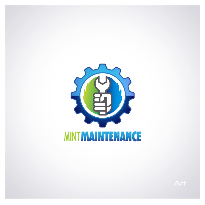 Logo Design by Puspita Wahyuni - Entry No. 5 in the Logo Design Contest Creative Logo Design for Mint Maintenance.