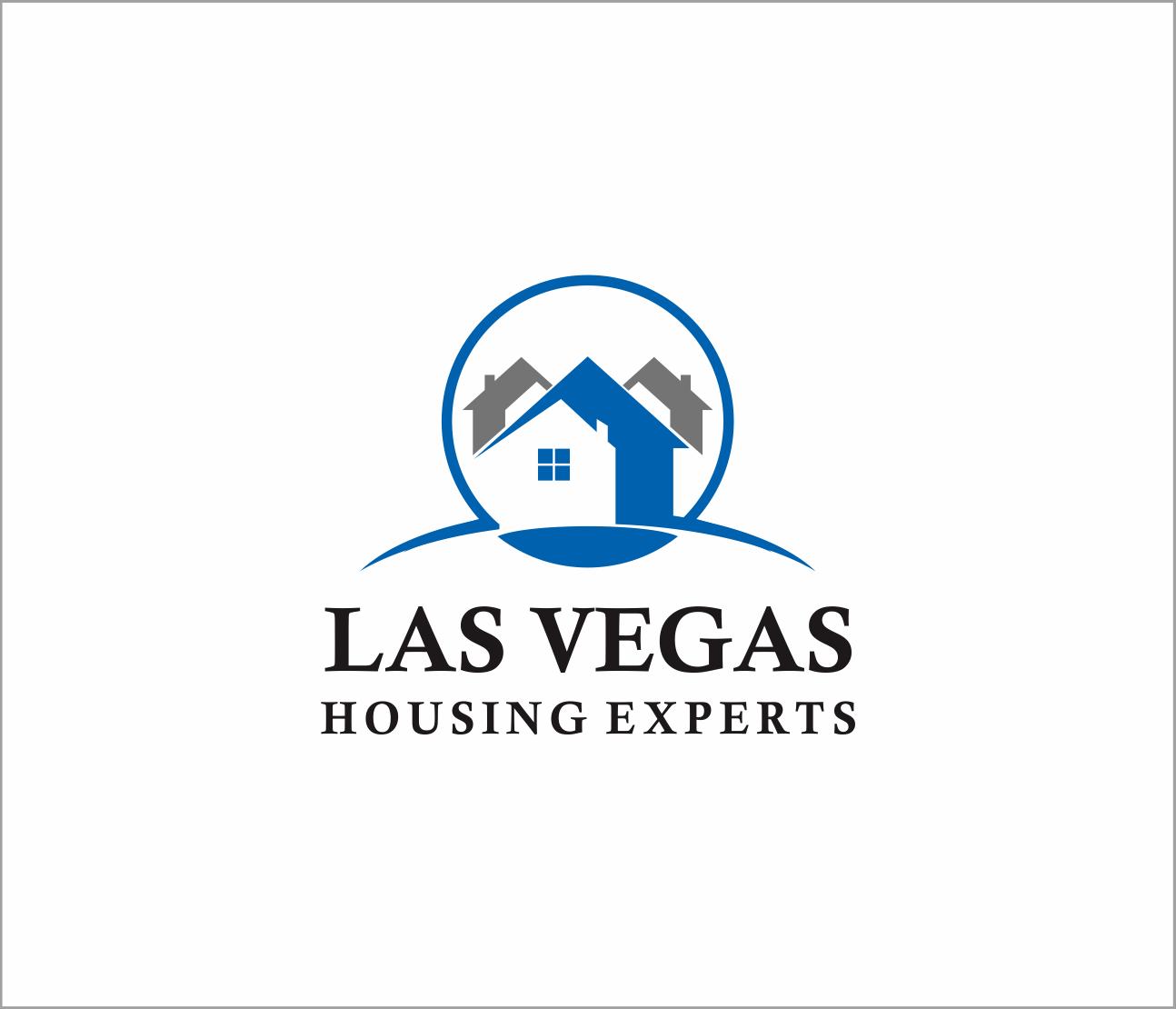 Logo Design by Armada Jamaluddin - Entry No. 122 in the Logo Design Contest Las Vegas Housing Experts Logo Design.