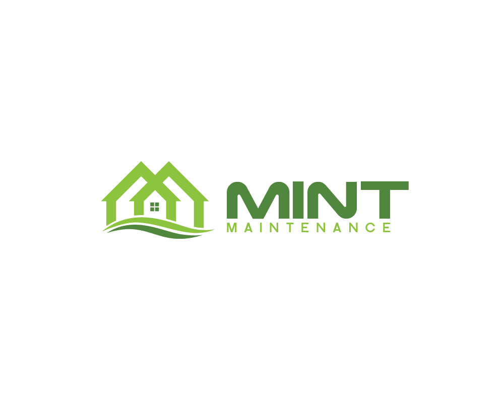 Logo Design by roc - Entry No. 12 in the Logo Design Contest Creative Logo Design for Mint Maintenance.