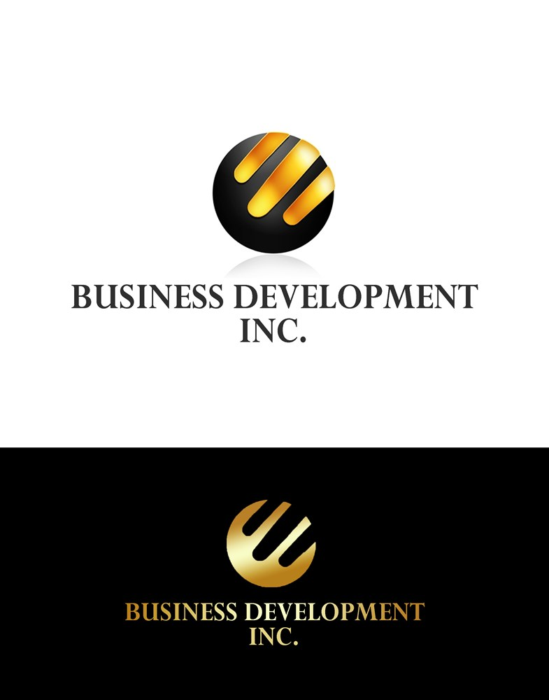 Logo Design by Respati Himawan - Entry No. 99 in the Logo Design Contest MP Business Development Inc. Logo Design.