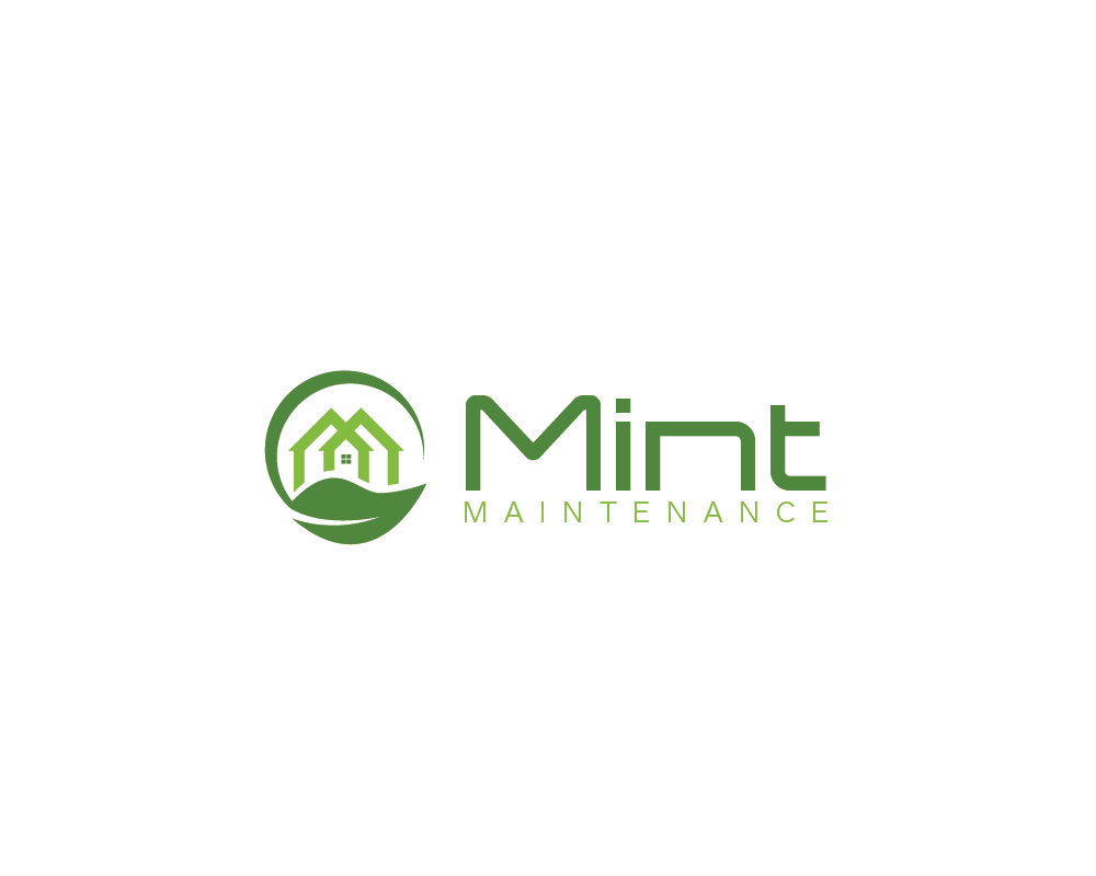 Logo Design by roc - Entry No. 15 in the Logo Design Contest Creative Logo Design for Mint Maintenance.