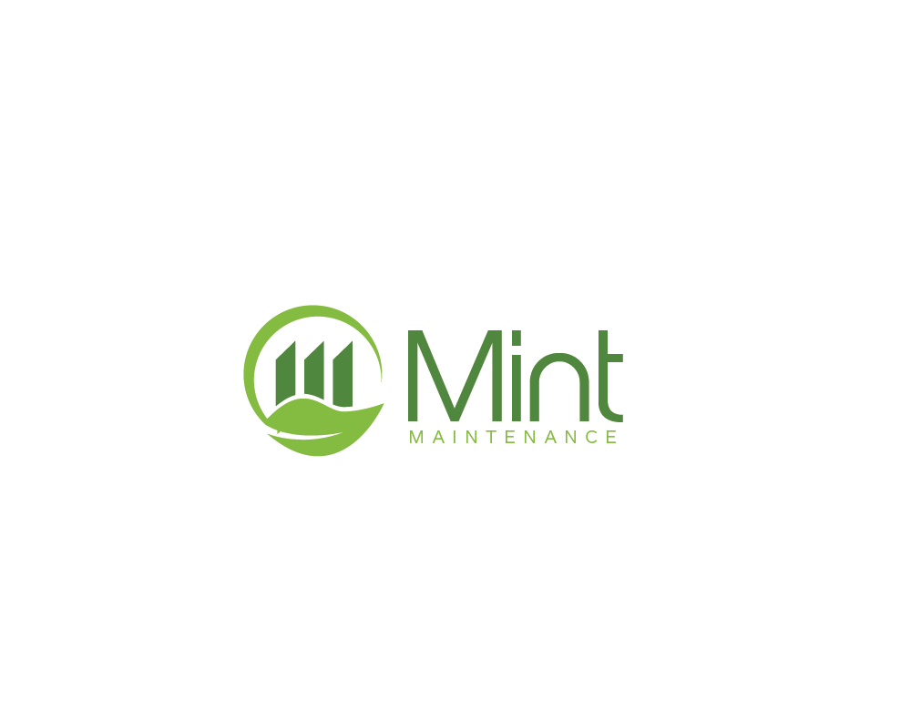 Logo Design by roc - Entry No. 16 in the Logo Design Contest Creative Logo Design for Mint Maintenance.