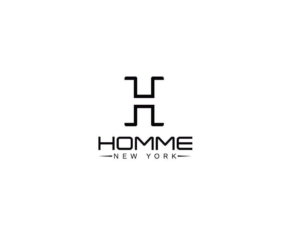 Logo Design by roc - Entry No. 4 in the Logo Design Contest Artistic Logo Design for HOMME | NEW YORK.