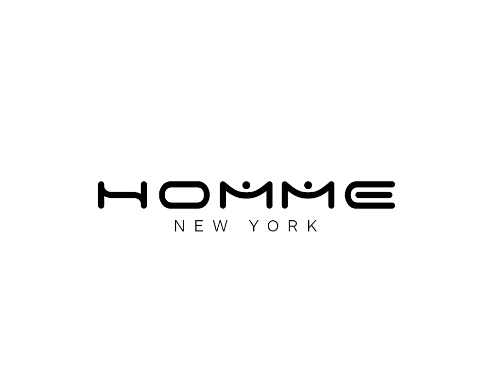 Logo Design by roc - Entry No. 5 in the Logo Design Contest Artistic Logo Design for HOMME | NEW YORK.