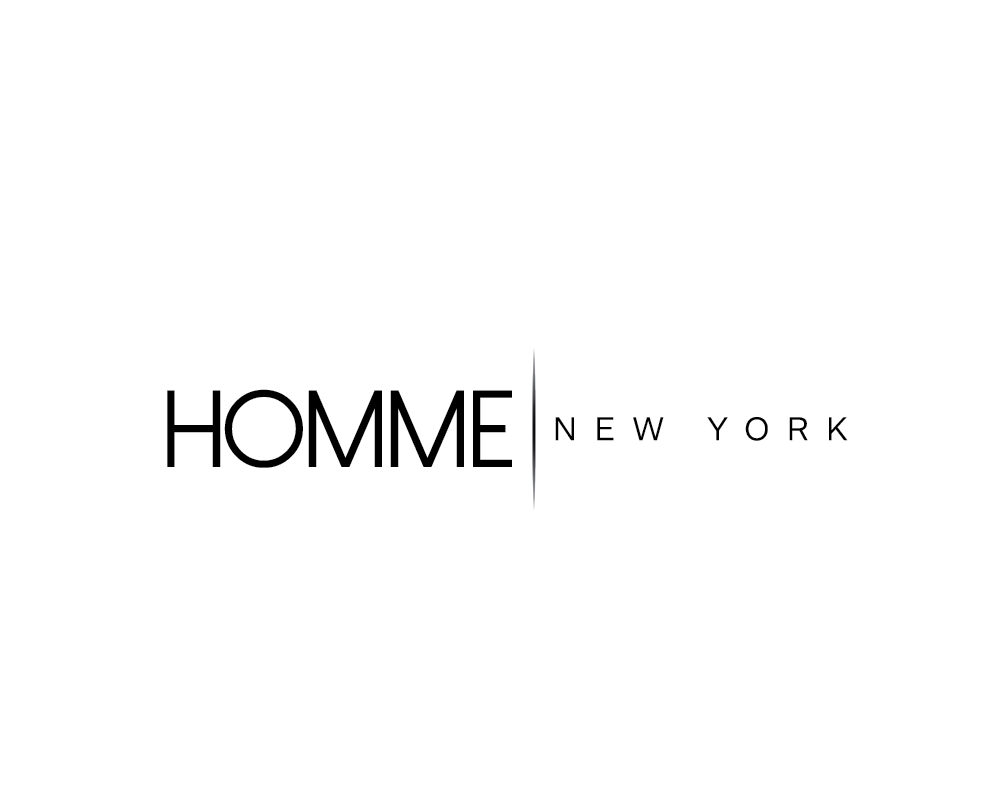 Logo Design by roc - Entry No. 6 in the Logo Design Contest Artistic Logo Design for HOMME | NEW YORK.