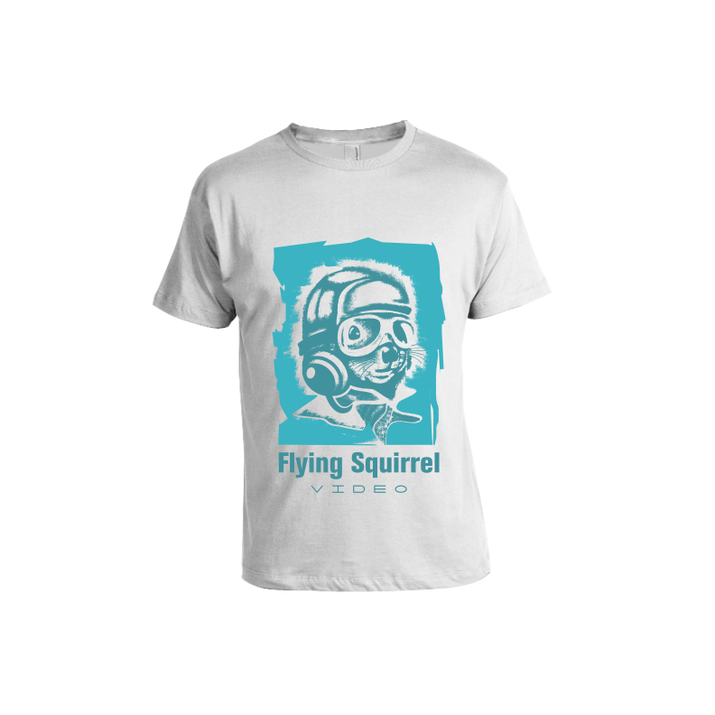 Logo Design by graphicleaf - Entry No. 32 in the Logo Design Contest Artistic Logo Design for Flying squirrel video.