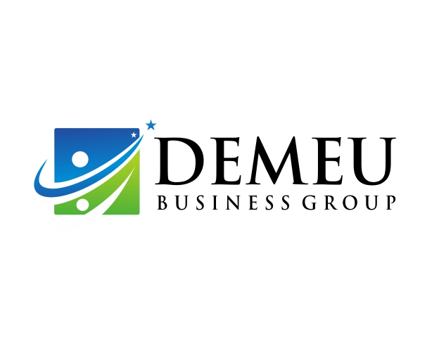 Logo Design by ronny - Entry No. 2 in the Logo Design Contest Captivating Logo Design for DEMEU Business Group.
