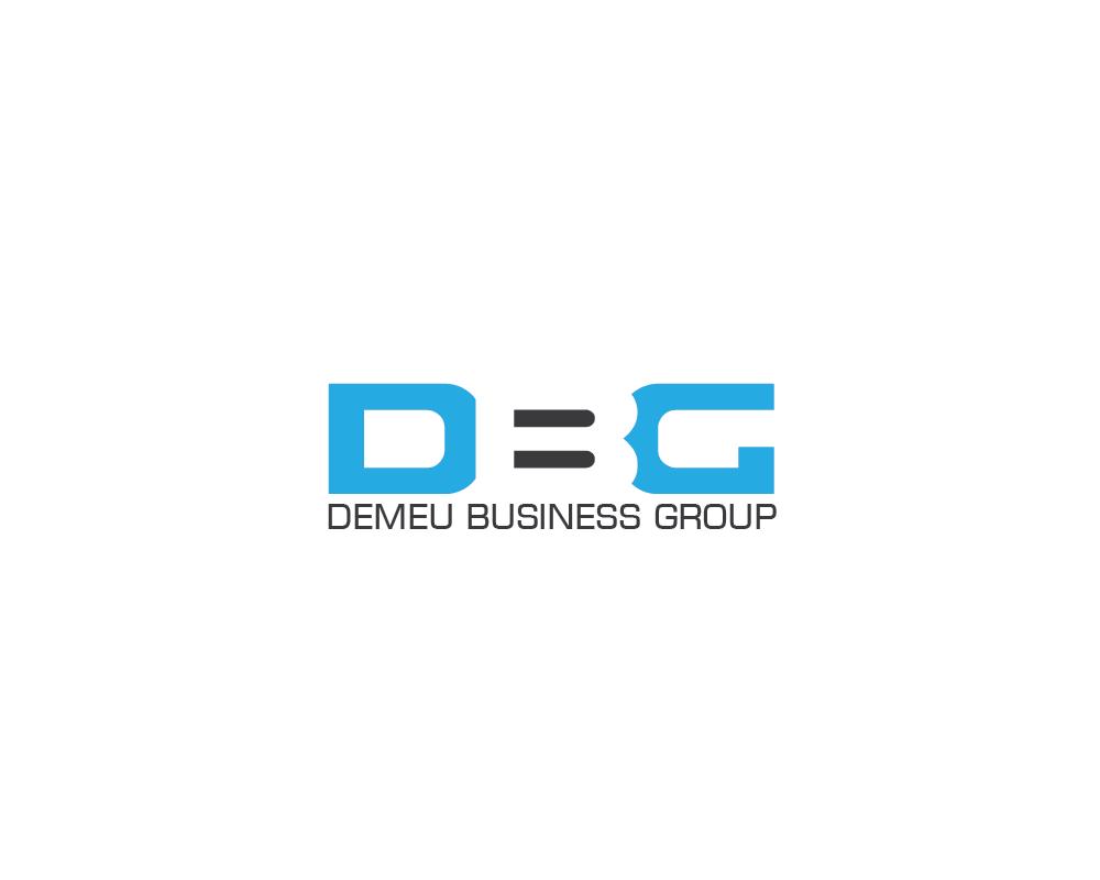Logo Design by roc - Entry No. 7 in the Logo Design Contest Captivating Logo Design for DEMEU Business Group.