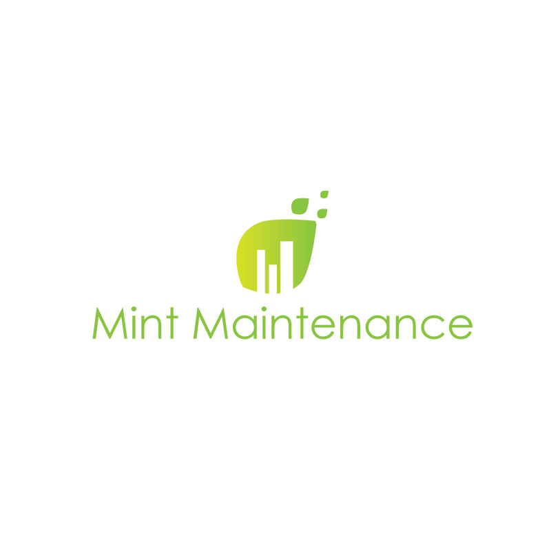 Logo Design by Private User - Entry No. 24 in the Logo Design Contest Creative Logo Design for Mint Maintenance.