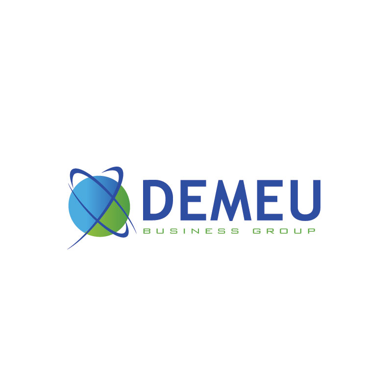 Logo Design by Private User - Entry No. 9 in the Logo Design Contest Captivating Logo Design for DEMEU Business Group.