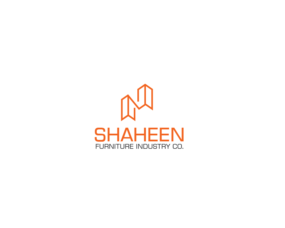 Logo Design by roc - Entry No. 50 in the Logo Design Contest Artistic Logo Design for Shaheen Furniture Industry Co..