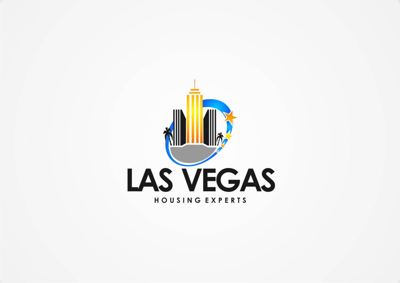 Logo Design by yanxsant - Entry No. 130 in the Logo Design Contest Las Vegas Housing Experts Logo Design.