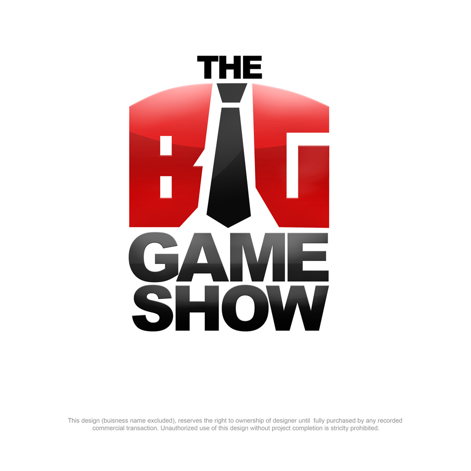 Logo Design by pinoybasket - Entry No. 26 in the Logo Design Contest The Big Game Show logo.