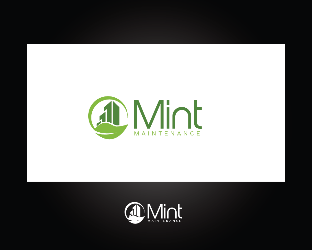 Logo Design by roc - Entry No. 29 in the Logo Design Contest Creative Logo Design for Mint Maintenance.