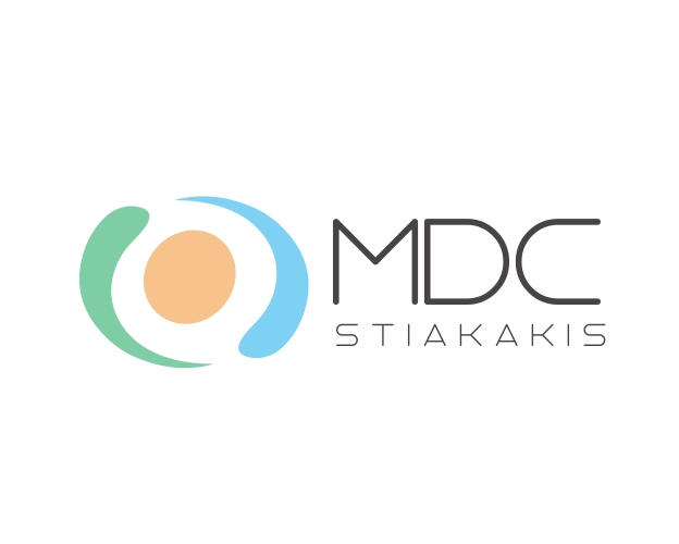 Logo Design by ronny - Entry No. 74 in the Logo Design Contest Unique Logo Design Wanted for MDC STIAKAKIS.