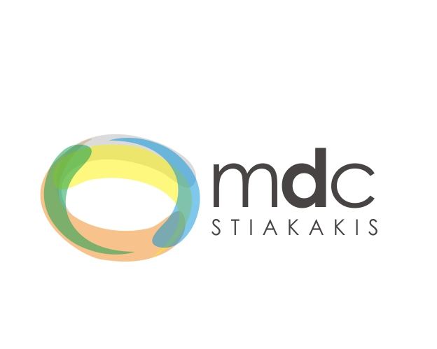 Logo Design by ronny - Entry No. 75 in the Logo Design Contest Unique Logo Design Wanted for MDC STIAKAKIS.