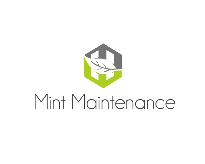 Logo Design by ronny - Entry No. 33 in the Logo Design Contest Creative Logo Design for Mint Maintenance.