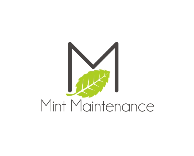 Logo Design by ronny - Entry No. 34 in the Logo Design Contest Creative Logo Design for Mint Maintenance.
