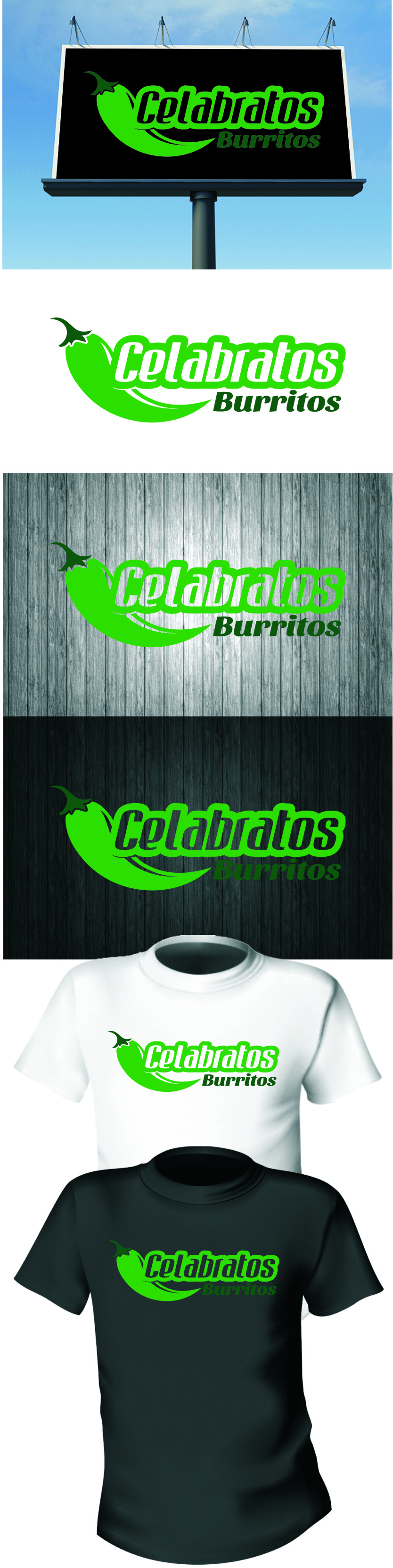 Logo Design by RasYa Muhammad Athaya - Entry No. 98 in the Logo Design Contest Imaginative Logo Design for Celabratos.