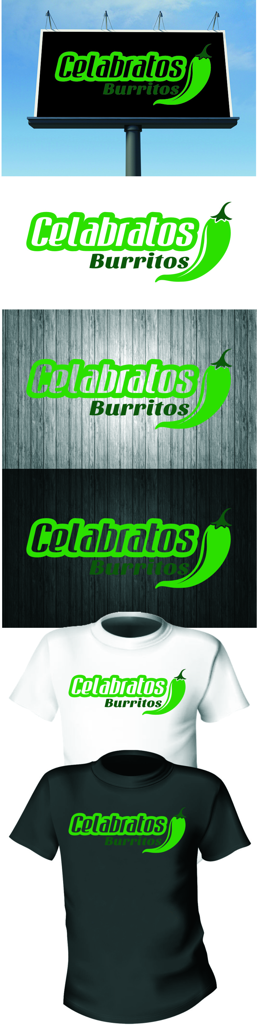 Logo Design by RasYa Muhammad Athaya - Entry No. 99 in the Logo Design Contest Imaginative Logo Design for Celabratos.