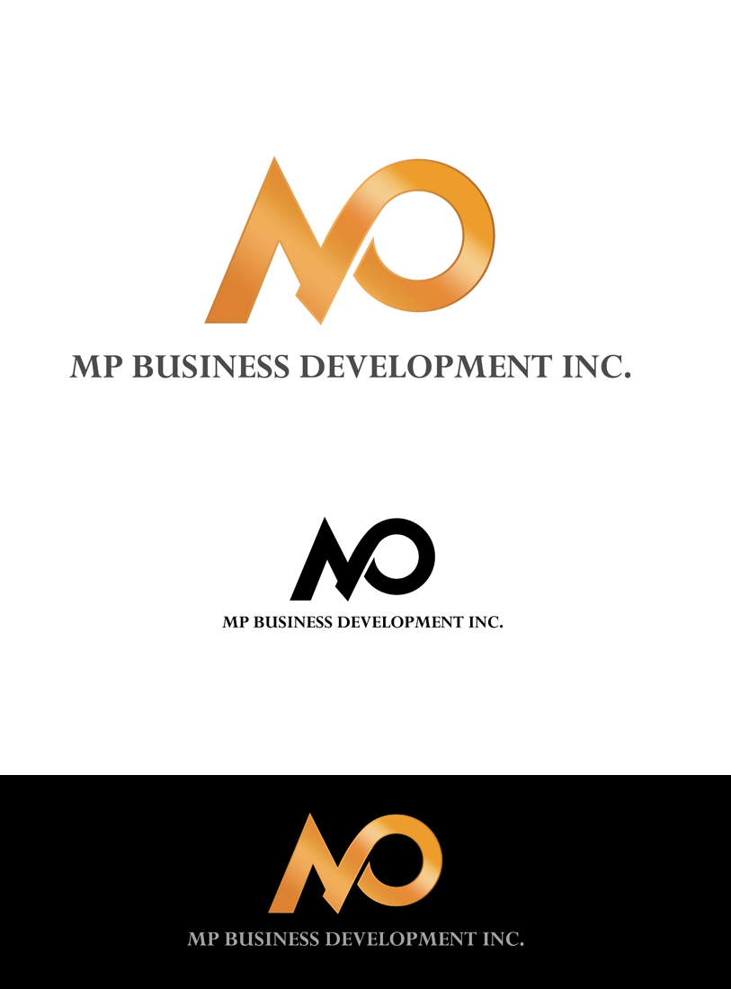 Logo Design by Robert Turla - Entry No. 107 in the Logo Design Contest MP Business Development Inc. Logo Design.