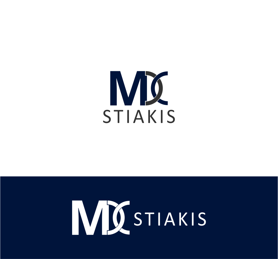 Logo Design by Agus Martoyo - Entry No. 78 in the Logo Design Contest Unique Logo Design Wanted for MDC STIAKAKIS.