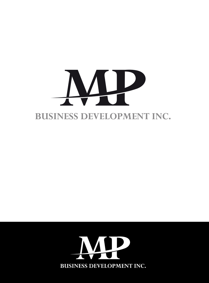 Logo Design by Private User - Entry No. 108 in the Logo Design Contest MP Business Development Inc. Logo Design.