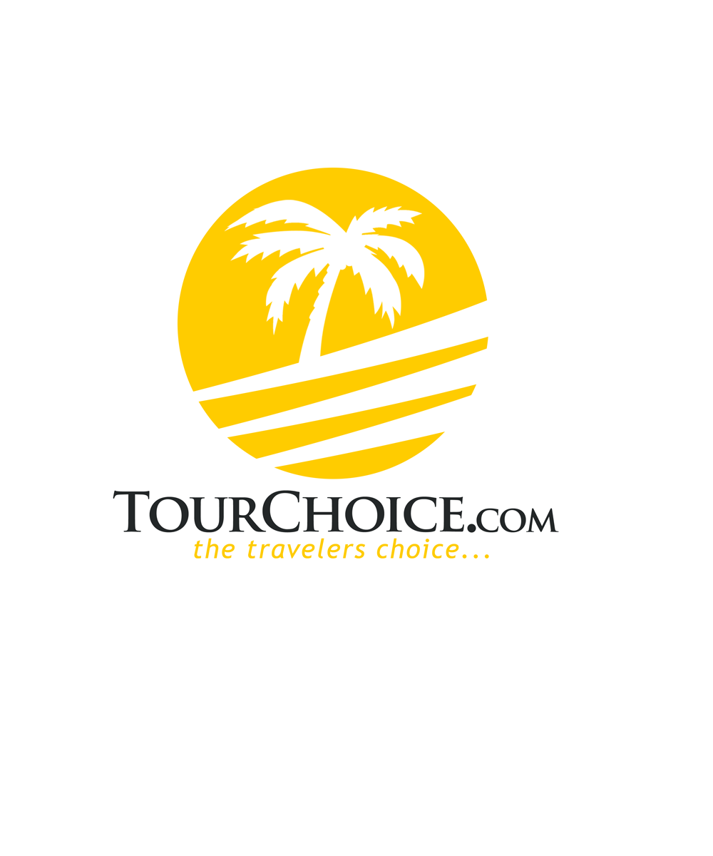 Logo Design by Private User - Entry No. 71 in the Logo Design Contest www.TourChoice.com Logo Design.