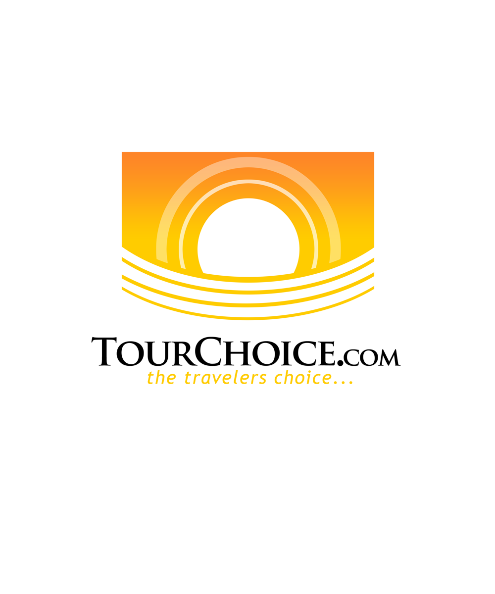 Logo Design by Private User - Entry No. 72 in the Logo Design Contest www.TourChoice.com Logo Design.