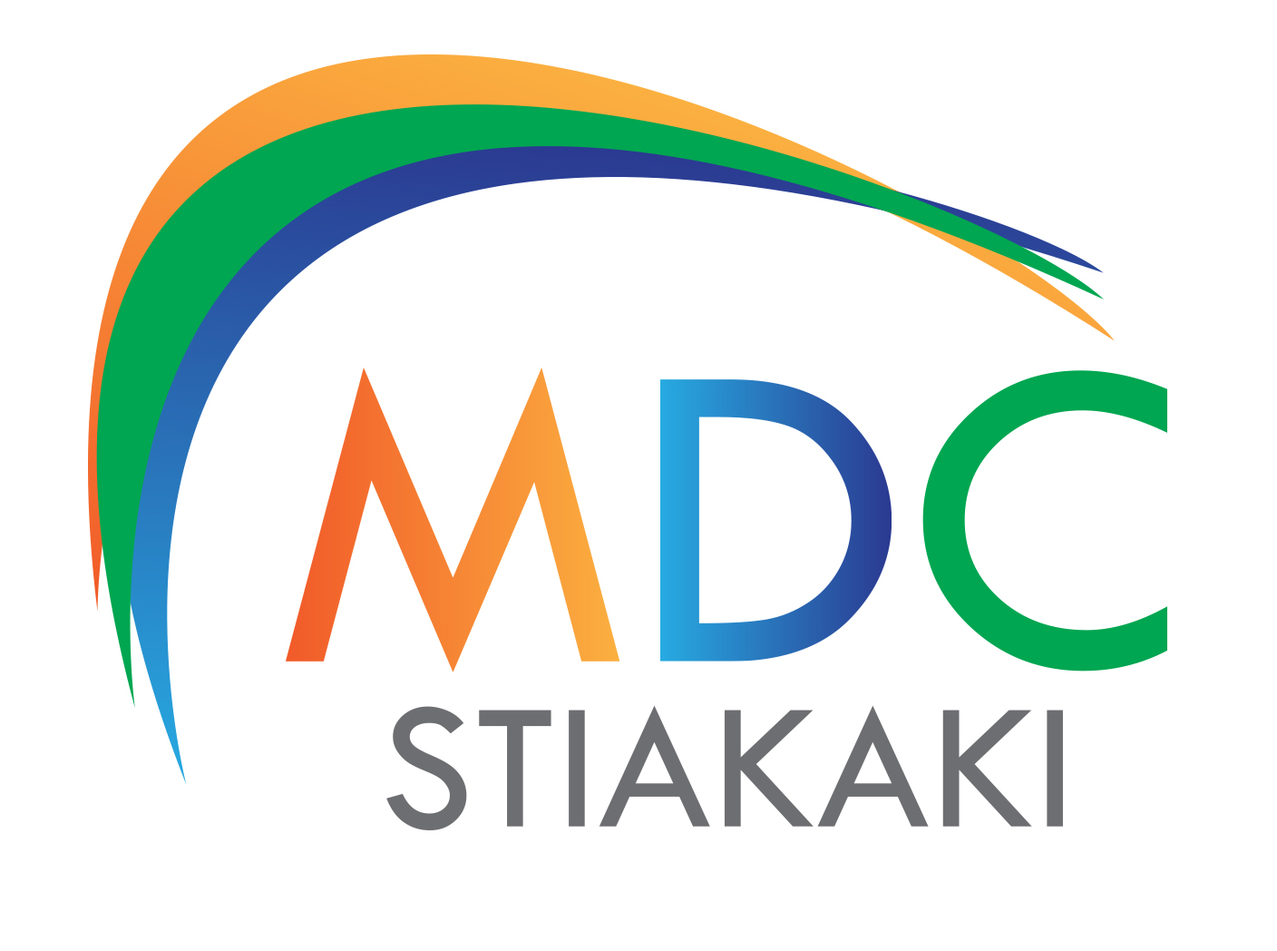 Logo Design by Leonard Anthony Alloso - Entry No. 81 in the Logo Design Contest Unique Logo Design Wanted for MDC STIAKAKIS.