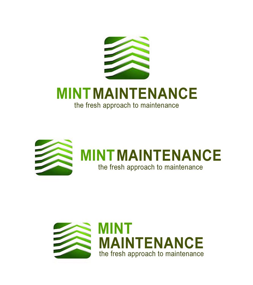 Logo Design by Respati Himawan - Entry No. 38 in the Logo Design Contest Creative Logo Design for Mint Maintenance.