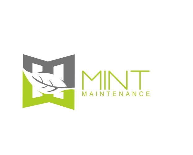 Logo Design by ronny - Entry No. 41 in the Logo Design Contest Creative Logo Design for Mint Maintenance.