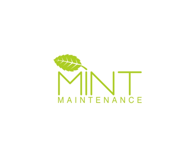 Logo Design by ronny - Entry No. 42 in the Logo Design Contest Creative Logo Design for Mint Maintenance.