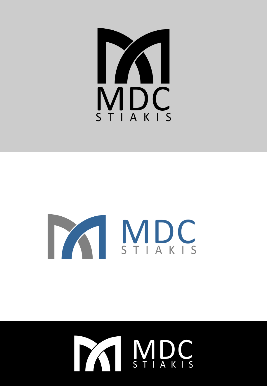 Logo Design by Agus Martoyo - Entry No. 82 in the Logo Design Contest Unique Logo Design Wanted for MDC STIAKAKIS.
