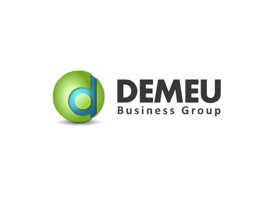 Logo Design by Ismail Adhi Wibowo - Entry No. 16 in the Logo Design Contest Captivating Logo Design for DEMEU Business Group.