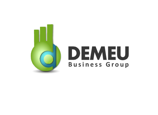 Logo Design by Ismail Adhi Wibowo - Entry No. 17 in the Logo Design Contest Captivating Logo Design for DEMEU Business Group.